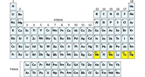 Periodic table the cosmos fourth edition 0608176ecperiodictable urtaz Choice Image